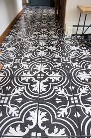 Faux Painted Floors - faux cement tile painted floors paint cement tile painting and