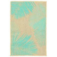 Tropical Outdoor Rugs Turquoise Outdoor Rugs Rugs The Home Depot