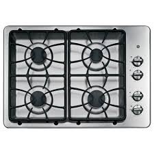 Ge 30 Inch Gas Cooktop Gas Cooktops Cooking Albert Lee Appliance Seattle Wa