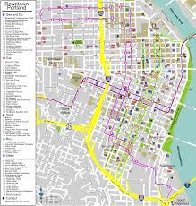 map of oregon portland portland oregon city map portland portland map