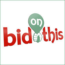 bid auction new auction site bid on this launches