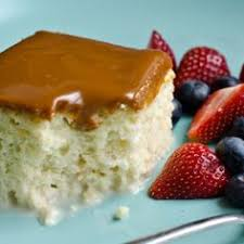 tres leches cake comida latina pinterest cake