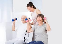 Armchair Aerobics For Elderly Simple Chair Exercises For Senior Citizens Livestrong Com