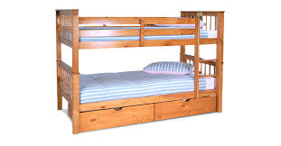 Pavo Bunk Bed Pavo Bunk Bed In Pine By Limelight