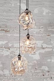 Glass 8 Light Pendant 15 Collection Of Paxton Hand Blown Glass 8 Lights Pendants