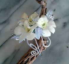 white orchid corsage white orchid arm corsage in las vegas nv windmill floral