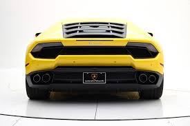 Lamborghini Huracan Back View - 2017 lamborghini huracan lp 580 2