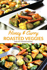 thanksgiving veggies foodie friday honey u0026 curry roasted harvest veggies the fit