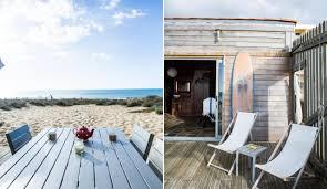 cabine de plage bois hossegor beach cabin on the dunes sleeps 6