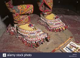 wedding shoes india india gujerat crafts bhuj kutch folk museum rabari beadwork