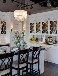 Chandelier Cost Cabinet Refacing Cost Kitchen Traditional With Chandelier Counter