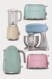 Retro Toaster And Kettle Stranger Than Vintage The Smeg Revolution