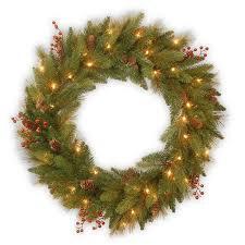 best 25 pre lit wreath ideas on feather boas white