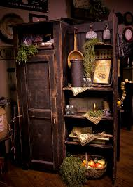 primitive kitchen ideas love this cabinet a lot of rustic cabinets decorating ideas at