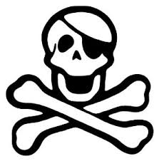 skull and crossbones search for