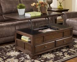 Rustic Mahogany Coffee Table Creative Vintage Look Modern Mahogany Coffee Table With Lift Table