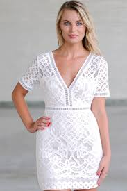 white lace sheath dress rehearsal dinner dress bridal shower