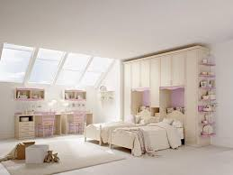 Wall Shelves For Girls Bedroom Bedroom Calm Twin Girls Bedroom With Twin White Beds Near