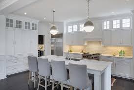 Restoration Hardware Kitchen Island Lighting Windows Over Kitchen Cabinets Transitional Kitchen