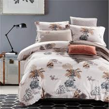 wholesale printed bed linen microfiber king luxury 3d bedding sets