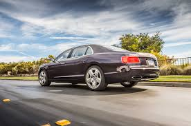 2014 bentley flying spur first drive automobile magazine