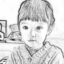 pencil photo editor photo sketch pro pencil avatar filter draw editor color