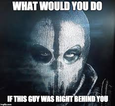 What Would You Do Meme - cod ghosts logan latest memes imgflip