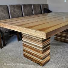 how to build dining room chairs build dining room table