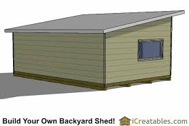16 X 24 Garage Plans by 16x24 Studio Shed Plans Large Modern Shed Plans