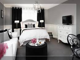 bedroom black furniture bedroom black and white living room with accent color black