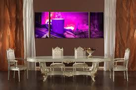 home decor group piece purple canvas photography cup home decor