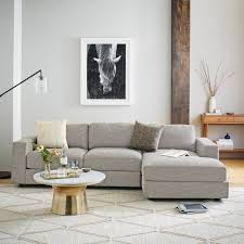 West Elm Lorimer Sofa Sectional Sofa West Elm Centerfordemocracy Org