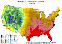 us dewpoint map averagejulydewpoint jpg