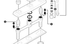 kitchen extraordinary moen single handle kitchen faucet parts