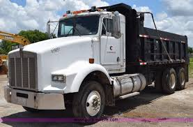 kenworth t800 truck 1988 kenworth t800 dump truck item k6048 sold july 30 c