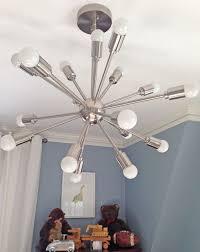 18 Light Starburst Chandelier Inspirational Photos Of Sputnik Chandelier Lowes Furniture