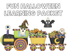free printable halloween learning activities fancy shanty