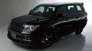 land cruiser 2017 wald 200 land cruiser sports line black bison edition