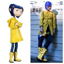 Coraline Halloween Costume Ten Tuesday October 27th 2015