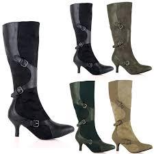 womens boots kitten heel heels is heel part 396