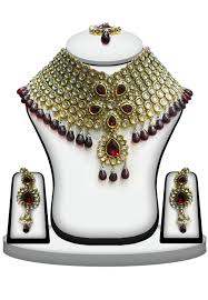 bridal necklace images Kundan bridal necklace set jjr14638 jpg