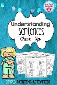 13 best no prep speech therapy activities images on pinterest