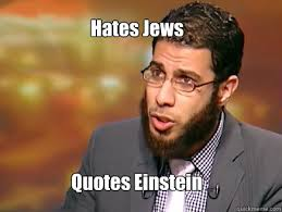 Orange Jews Meme - hates jews quotes einstein salafist logic quickmeme