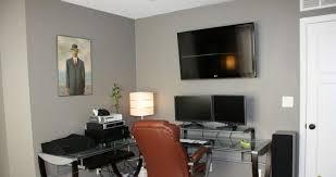 Modren Home Office Color Spaces C In Design Ideas - Home office paint ideas