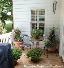 ready the porch and decks for spring