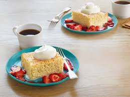 tres leches cake with berries recipe ina garten food network