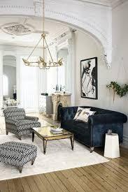 Living Spaces Sofas by Best 25 Blue Velvet Sofa Ideas On Pinterest Navy Blue Velvet