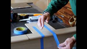 Laminate Flooring Stair Nose Installation Moldingsonline Com Installing A Click Floor Stair Nose Youtube
