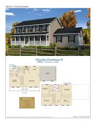 farmhouse plan cherokee farmhouse 5 welcome to trinity custom homes