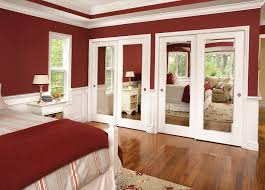 warm bedroom color design ideas modern red white theme idolza